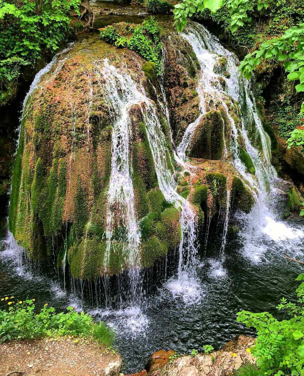 Водопад бигар румыния фото
