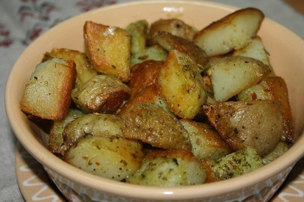 Блюдо из вареной картошки быстро и вкусно