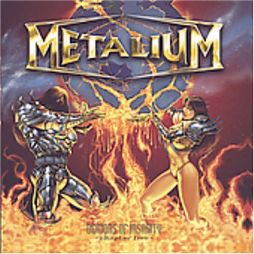 скачать Metalium дискография торрент - фото 8