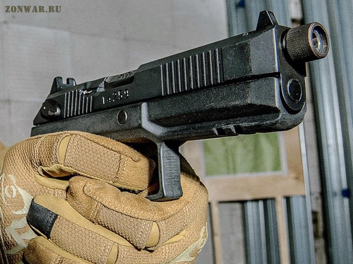 пистолет Удав фото 19