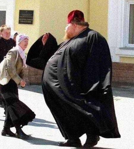 Архиепископ УАПЦ из-за драки в ночном клубе в Тернополе отправлен в монастырь на покаяние - Цензор.НЕТ 8849