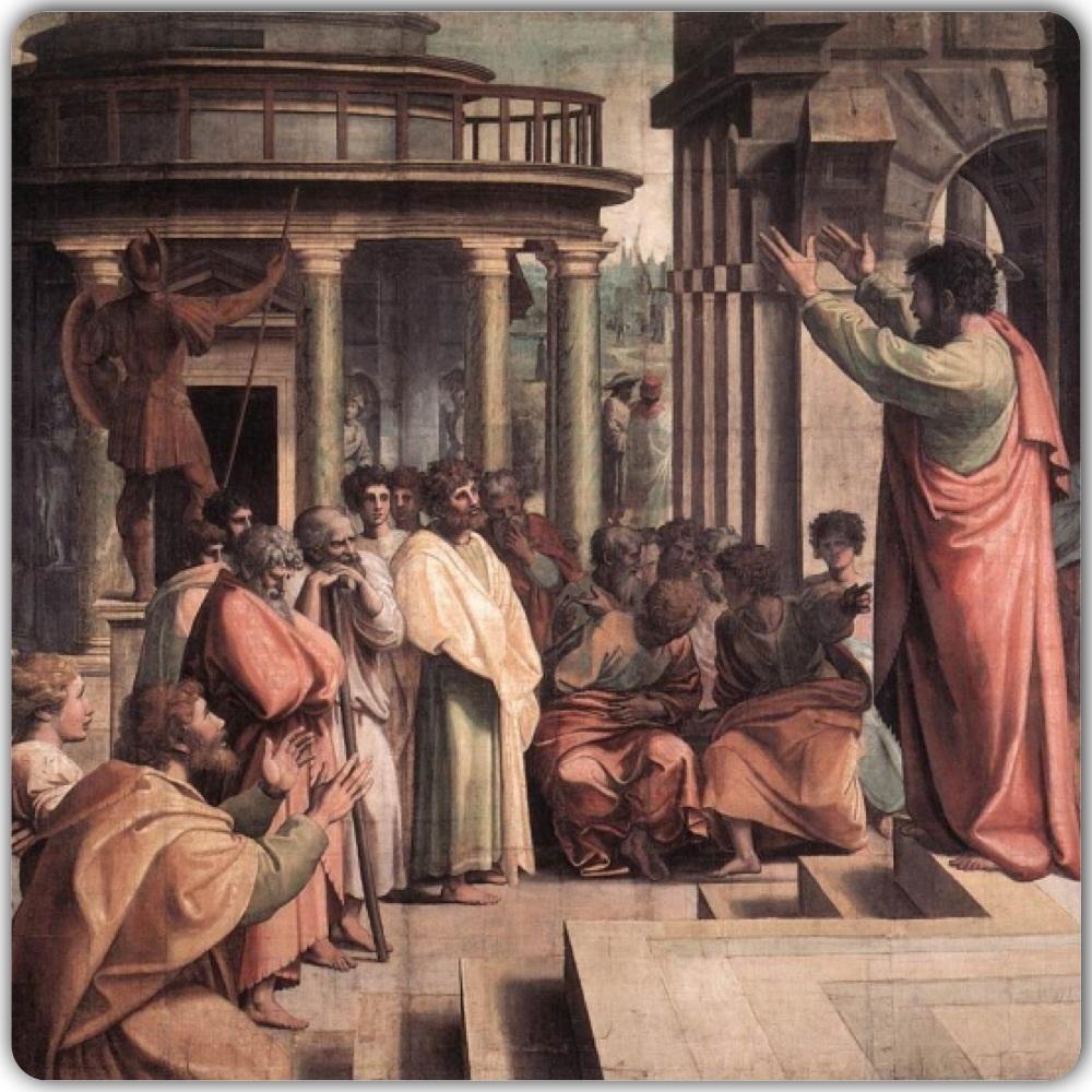 Суд в древних афинах