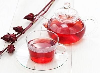 Гибискус - лечебные свойства, гибискус чай.