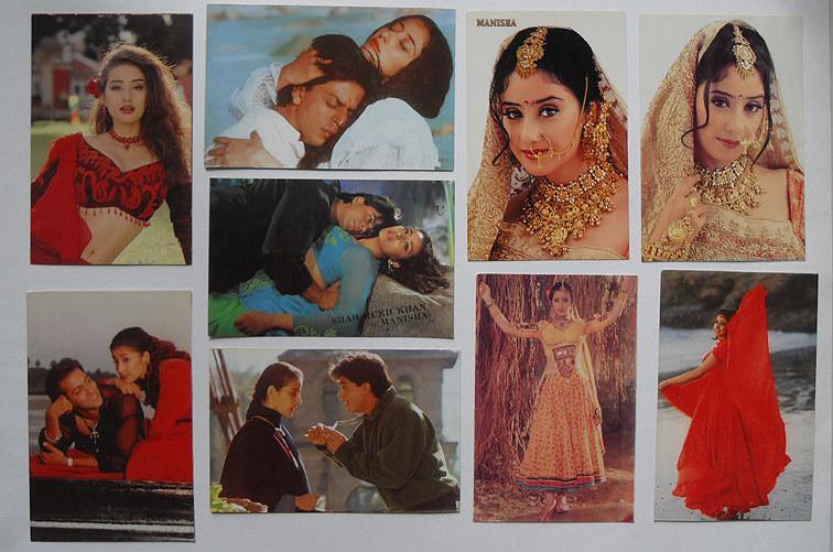 Продажа открыток индийских актеров, детский